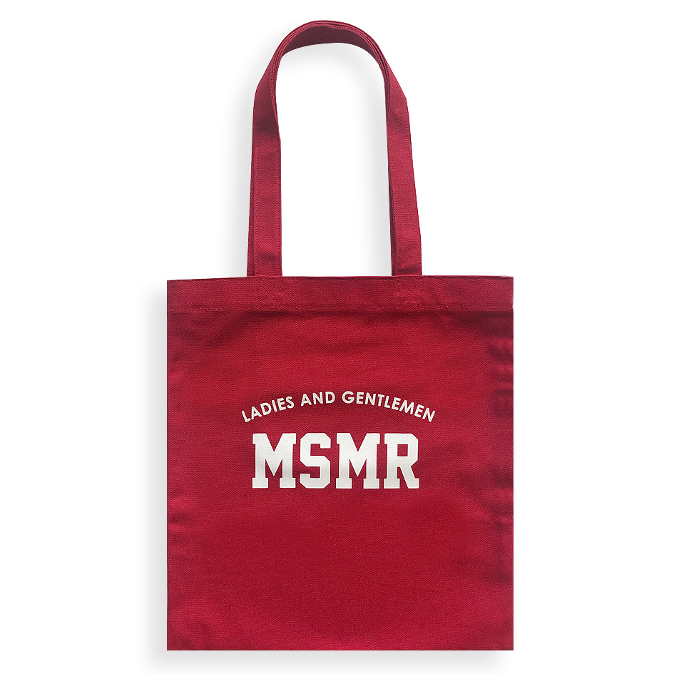 MSMR H ECO BAG Red