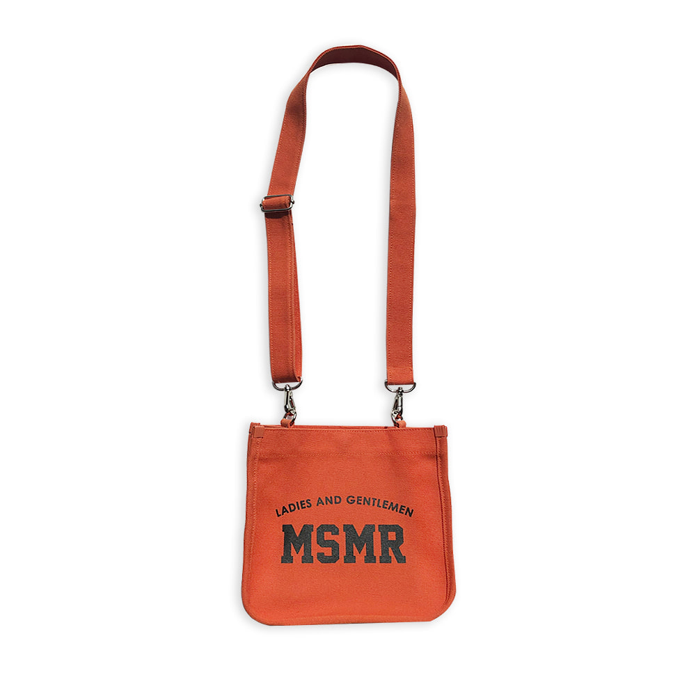 Neon Cross Bag Orange